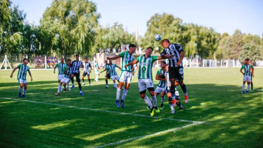 Cipo cierra el torneo con Estudiantes de San Luis como local. (Foto: Juan Thomes)