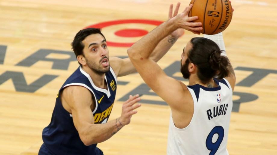De a poco, Facundo se va ganando minutos en la NBA. (Foto: AP)
