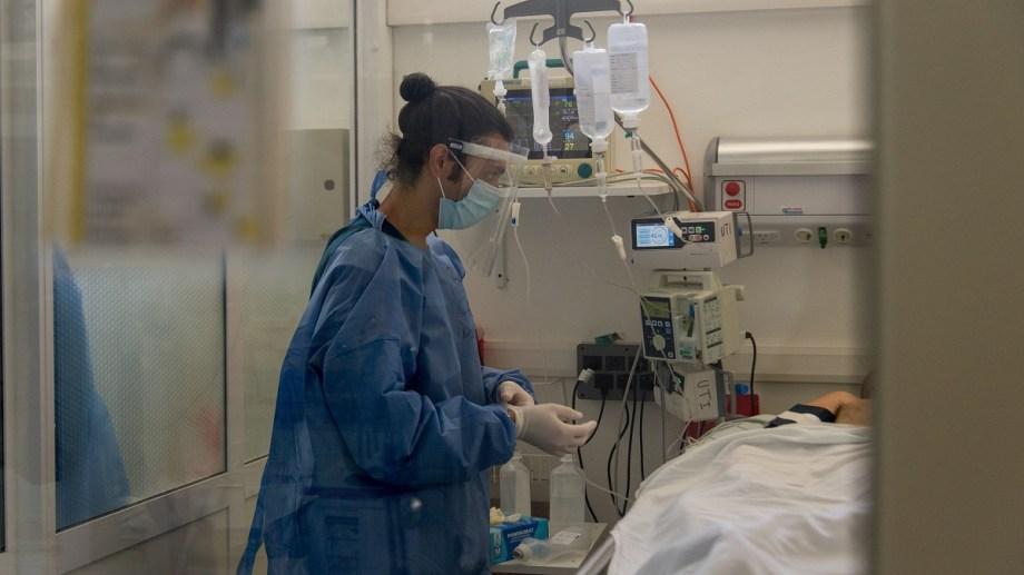 Desde finales de junio pasado hasta la fecha, 151 pacientes murieron como consecuencia de la COVID-19 en Bariloche. (Foto de archivo de Marcelo Martínez)