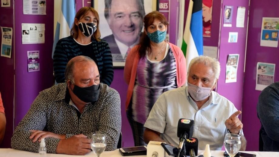 Uthgra Bariloche advierte que podrían retomar las medidas de fuerza. Foto: Alfredo Leiva