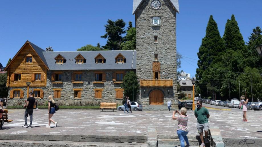 La cancelación de la principal actividad económica de Bariloche en 2020, afectó seriamente las finanzas municipales. Archivo