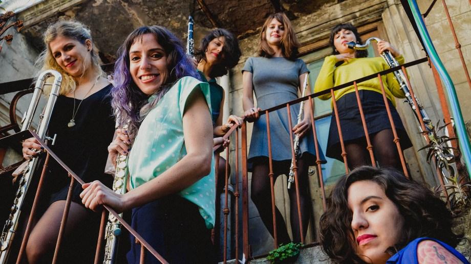 Chifladas tango lanzó su segundo disco que resume diez años de historia.