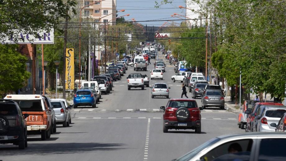 La ciudad de Cural Co. Foto; Juan Thomes