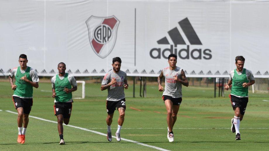 El Millo regresó a los entrenamientos la semana pasada.