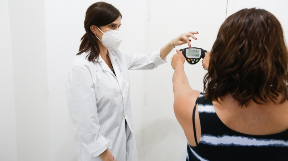 Adriana Rodríguez, especialista en clínica médica y diabetes. (Foto Juan José Thomes)