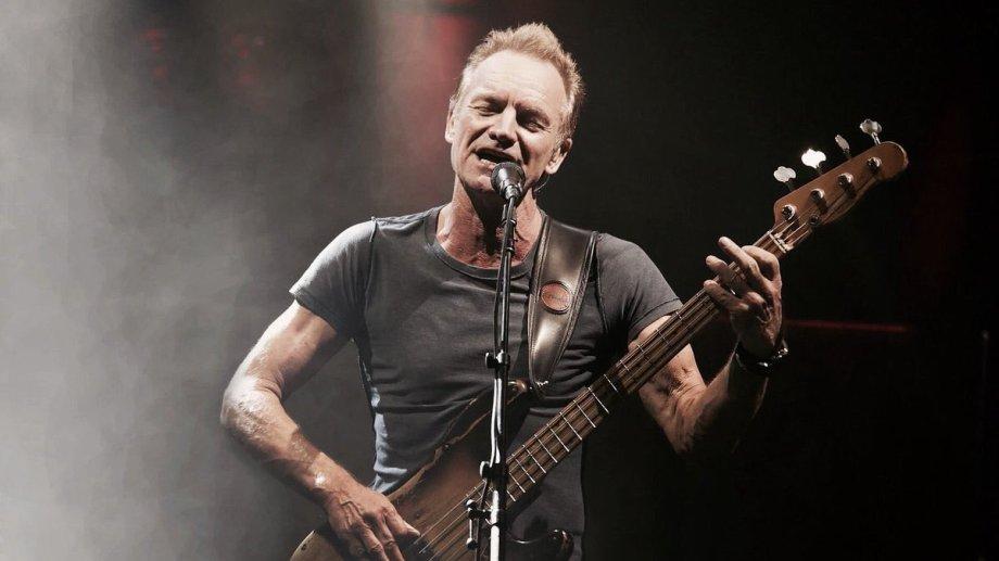 """Sting comenzó a definir el estilo que hoy identifica su música con """"The Soul Cages""""."""