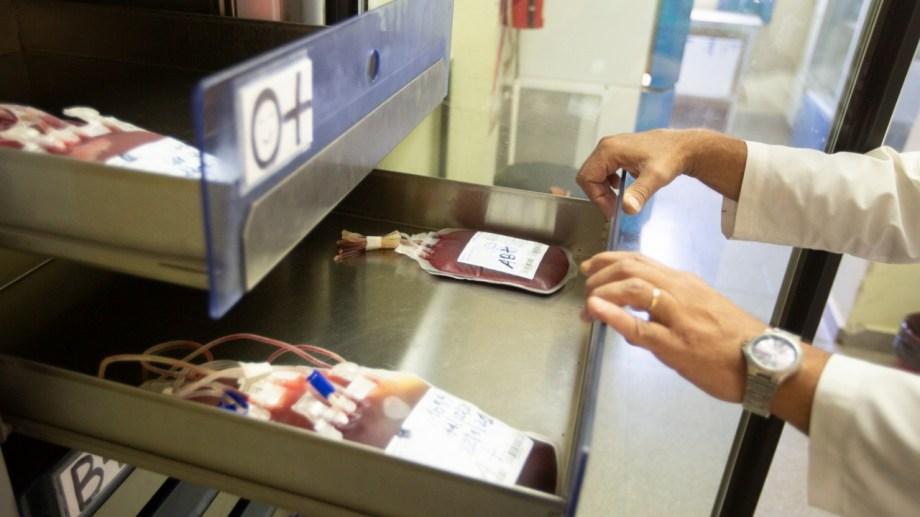 Los interesados en donar sangre o plasma pueden llamar al área de Hemoterapia del hospital.  Foto Juan Thomes.