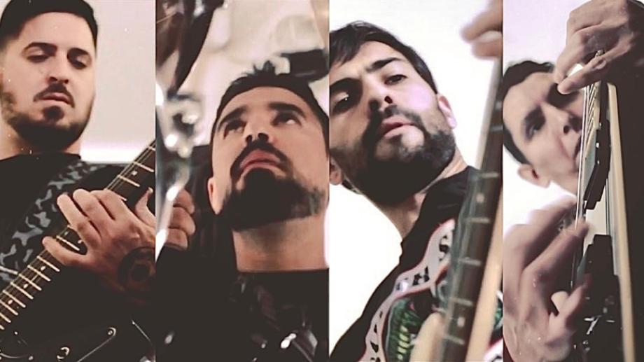 Manada estrenará su primer videoclip, que fue  filmado y editado por Juan Lafken. (Gentileza).-