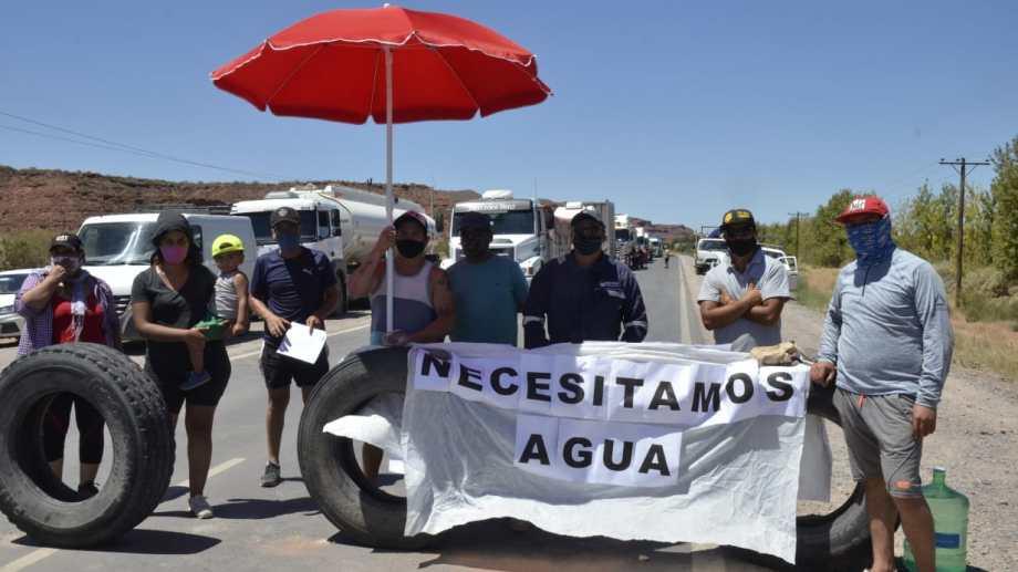 El ministerio público fiscal intervino en el conflicto con una mediación. Foto: Yamil Regules.