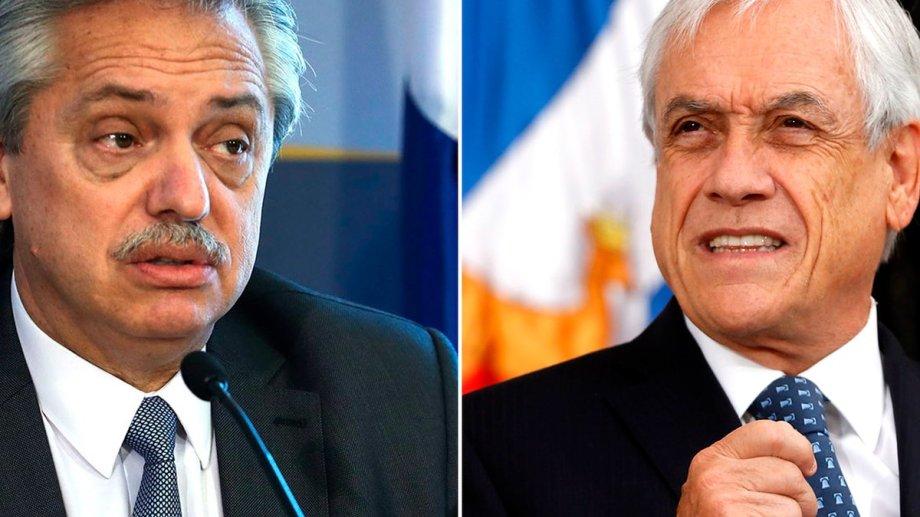 Fernández y Piñera se reunirán en la semana en Santiago.