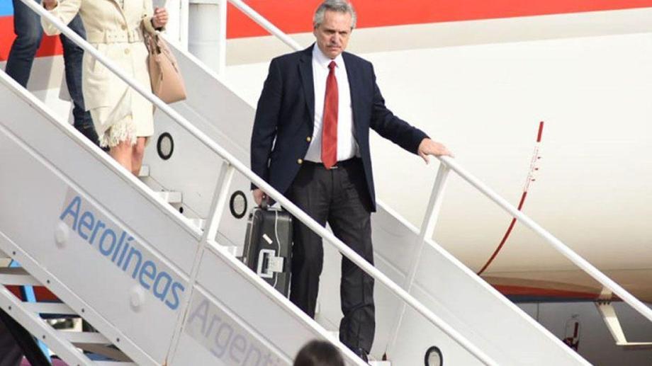 Fernández no viajará a Chile como tenía previsto.