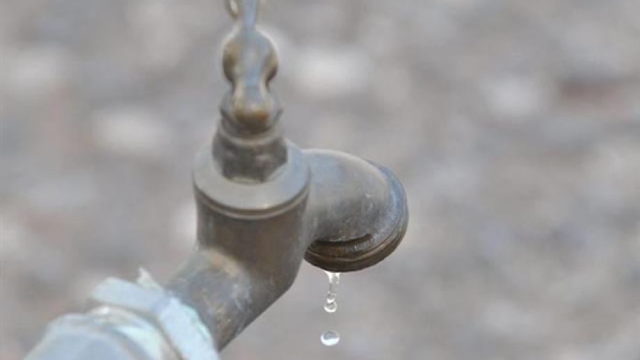 En algunos sectores hay poca agua y en otros barrios desde esta mañana que no hay suministro. (foto: ilustrativa)