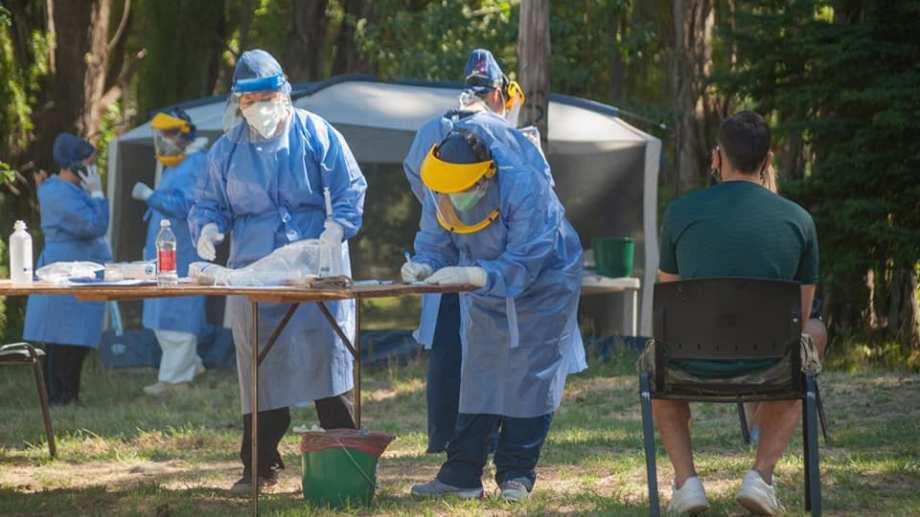 En San Martín funciona el operativo Detectar, sin embargo aún Provincia no aprueba el uso de los Neokits como método de diagnóstico. (Foto: Gentileza)