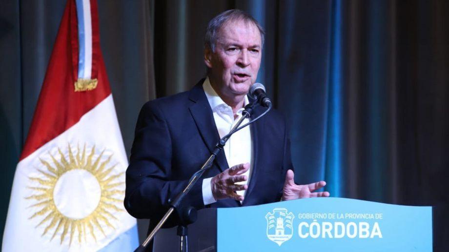 Schiaretti adelantó que Córdoba no restringirá la circulación nocturna.