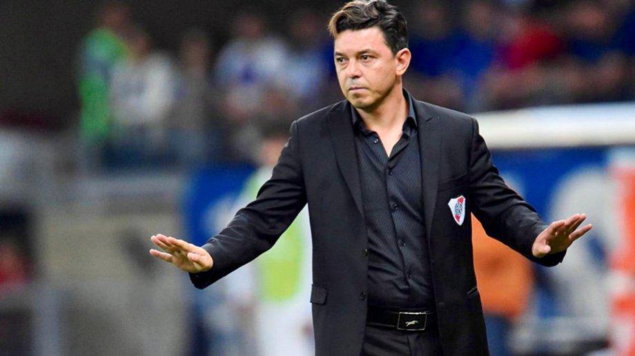 Marcelo Daniel Gallardo, el ídolo indiscutido de River.