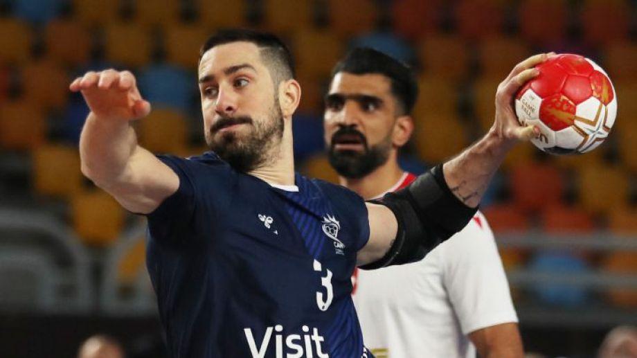 Los Gladiadores lograron su segunda victoria en fila en el Mundial de Egipto. Gentileza.