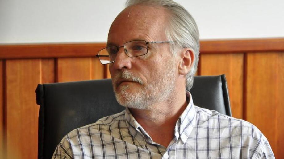 Juan Carlos Fernández fue intendente de San Martín de los Andes entre 2011 y 2015. (Foto: archivo Patricio Rodríguez)