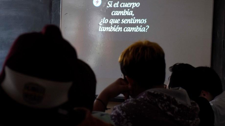 Es fundamental que las charlas sobre educación sexual integral se den en todos los espacios. (Foto: Matías Subat)