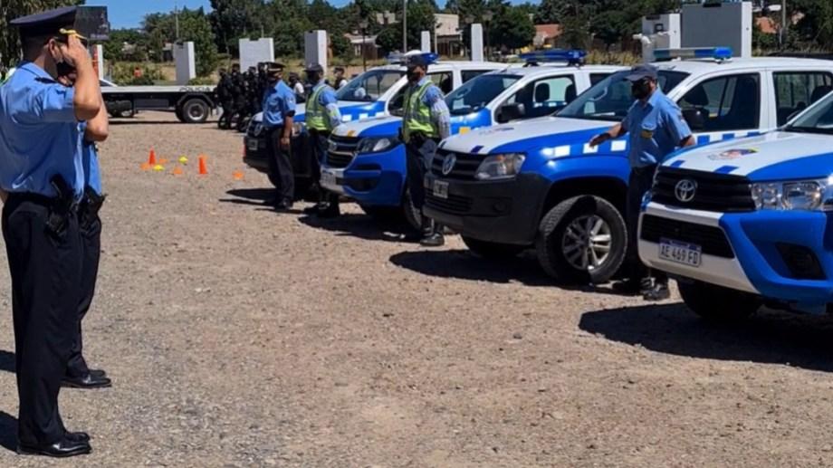 La dirección Seguridad Interior de Cutral Co tiene nuevas autoridades.