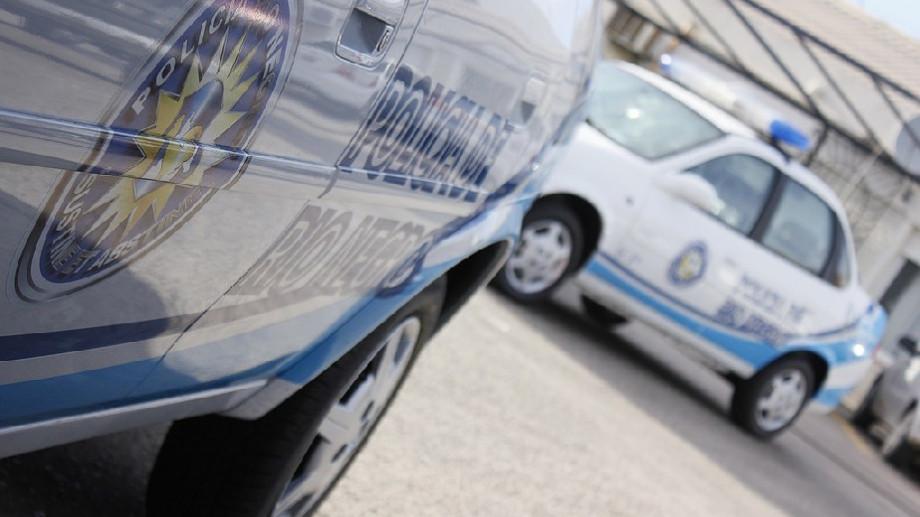 La policía sigue en la búsqueda de los otros ladrones.