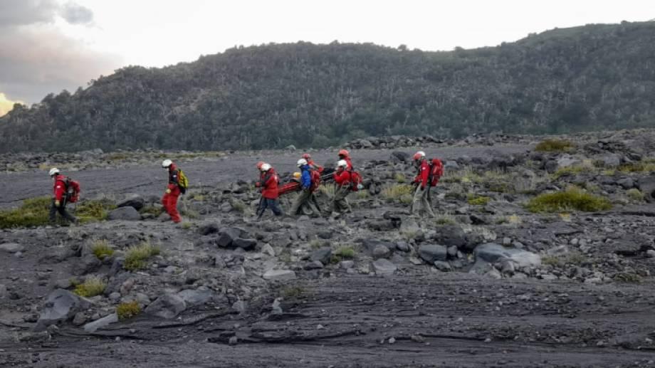 El intendente del parque Lanín informó que este temporada hubo un alto incremento de los rescates. (Foto archivo: Gentileza Parque Nacional Lanín).
