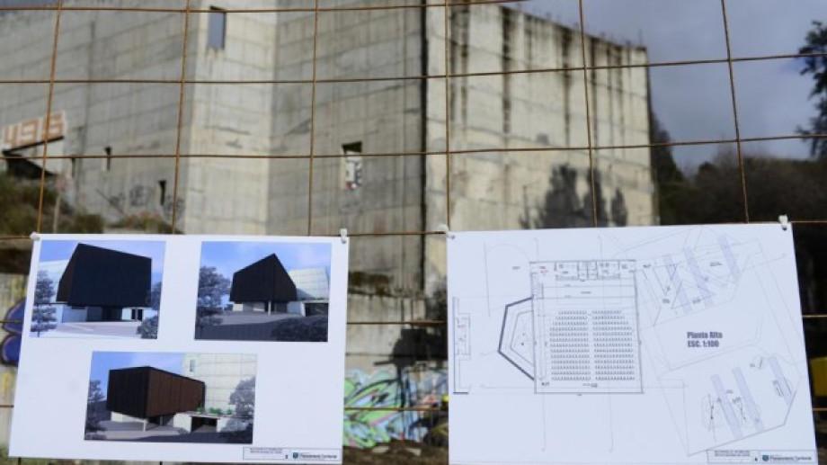 El teatro estará ubicado en el predio del Jardín Botánico Municipal, sobre la calle Pasaje Gutiérrez, a unas 10 cuadras del Centro Cívico. (Foto Archivo)