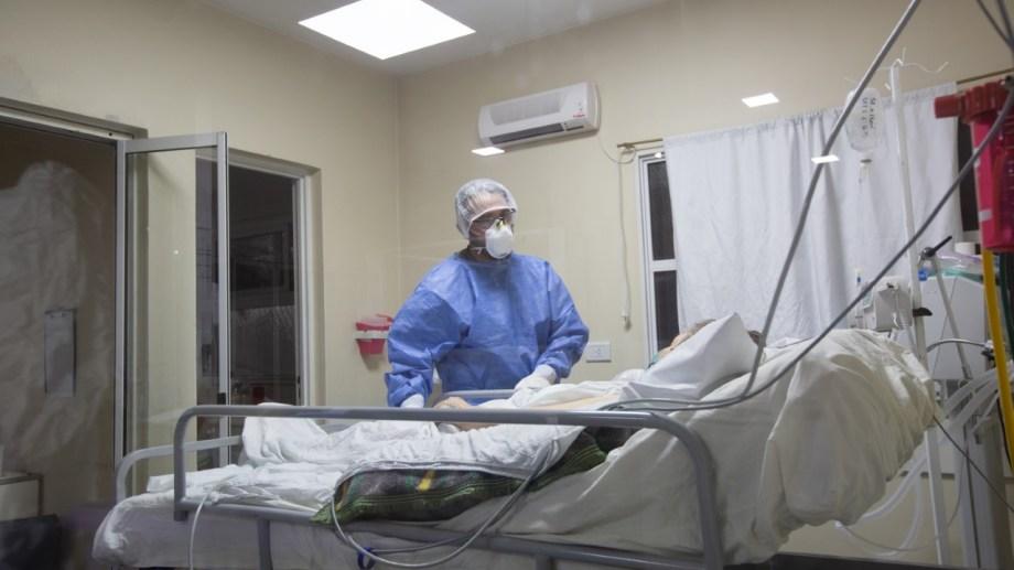 En la jornada de hoy hubo 363 pacientes curados. (Foto: Juan Thomes)