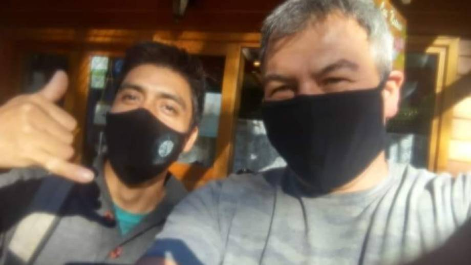 Un turista había perdido más de 25.000 pesos, un vecino de San Martín los encontró y se los devolvió. (Foto: facebook)
