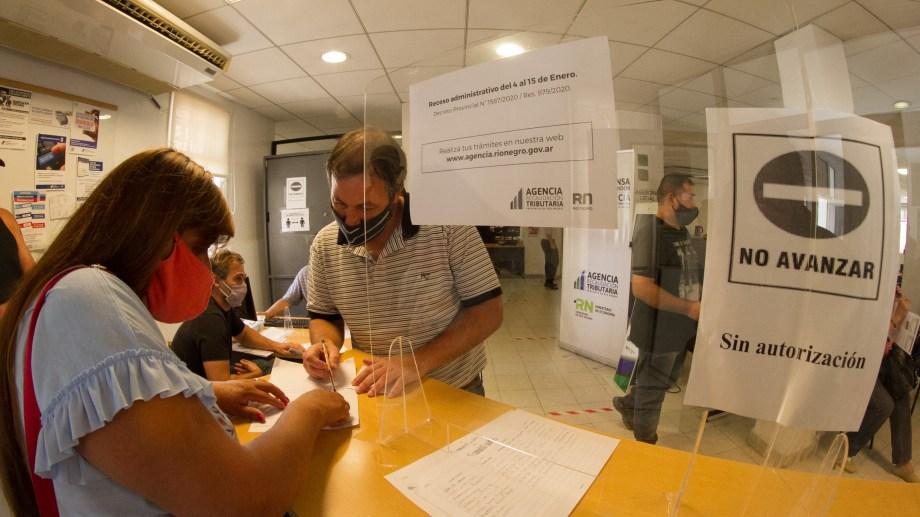 La medida se conoció este miércoles, después de reclamos desde distintos sectores. Foto: Pablo Leguizamón.