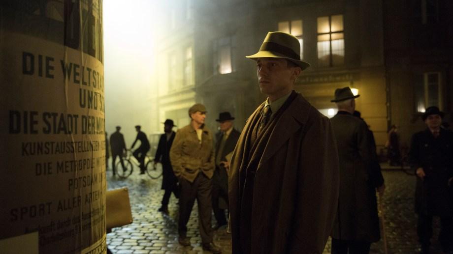 La ambientación del Berlín de los años 20, tal como se verá en la primera temporada de la serie.