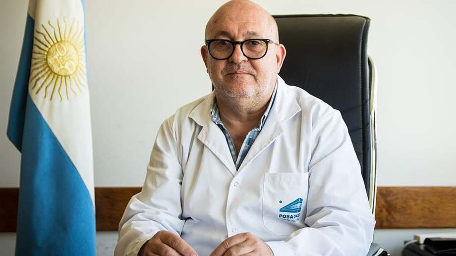Maceira contó detalles de la vacunación VIP en el Ministerio de Salud.