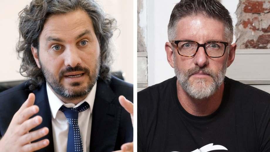 Cafiero y Novaresio discutieron en una entrevista radial.