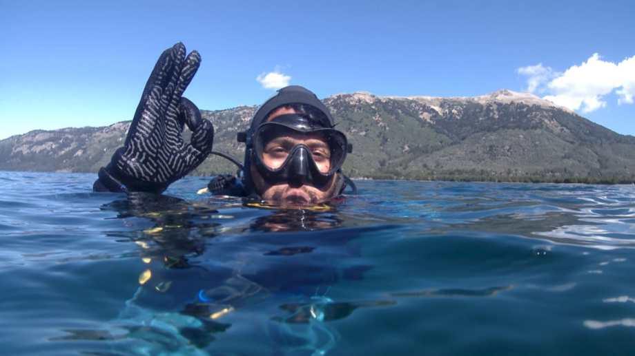 e puede descubrir el mundo sub-acuático a partir de clases y travesías de buceo. Gentileza: Secretaría de Turismo.