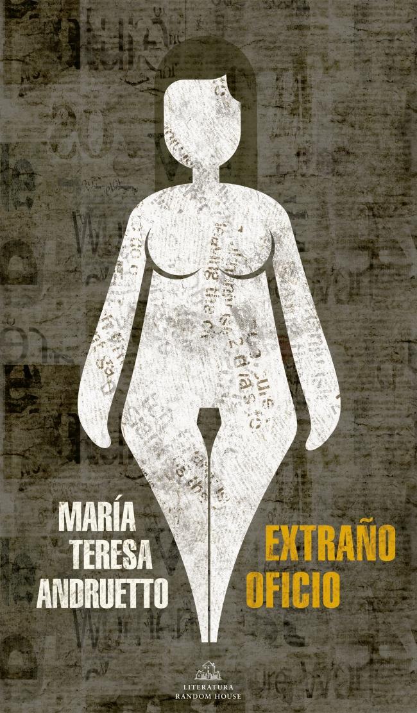 """María Teresa Andruetto habla de """"Extraño oficio"""", su nuevo libro"""
