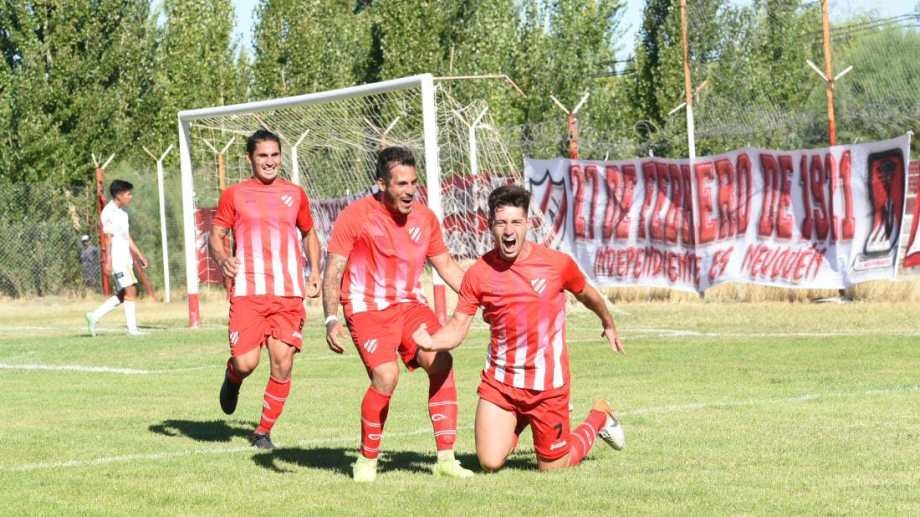 Si Independiente pasa jugará una final por el ascenso con Bolívar. (Foto: Florencia Salto)