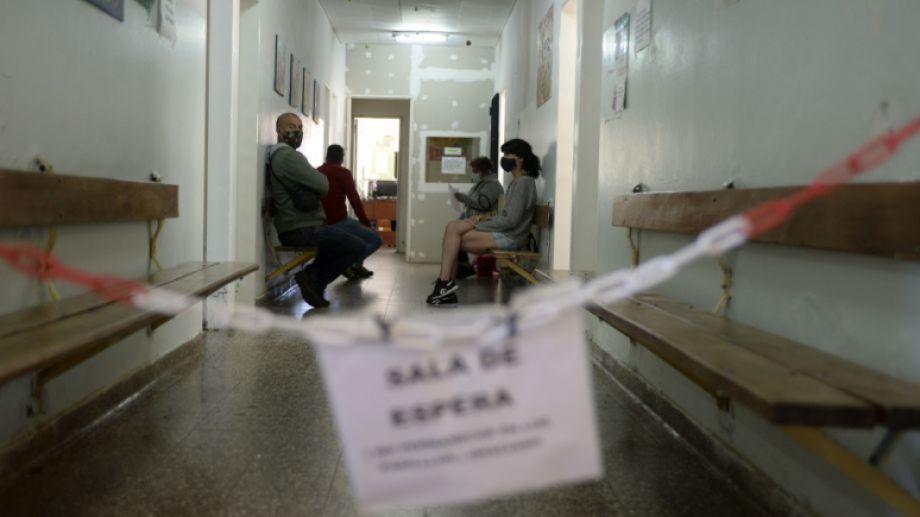 La cantida de casos activos de coronavirus en Bariloche es de 708 pacientes. Archivo