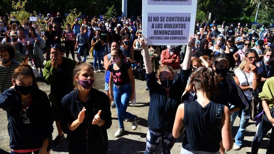 Una de las manifestaciones para exigir justicia por Guadalupe. (Archivo/Alfredo Leiva)