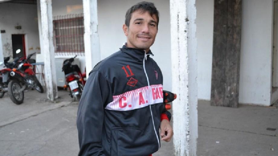 Chitero, ex jugador y DT del Depro que se hizo famoso en las últimas horas.