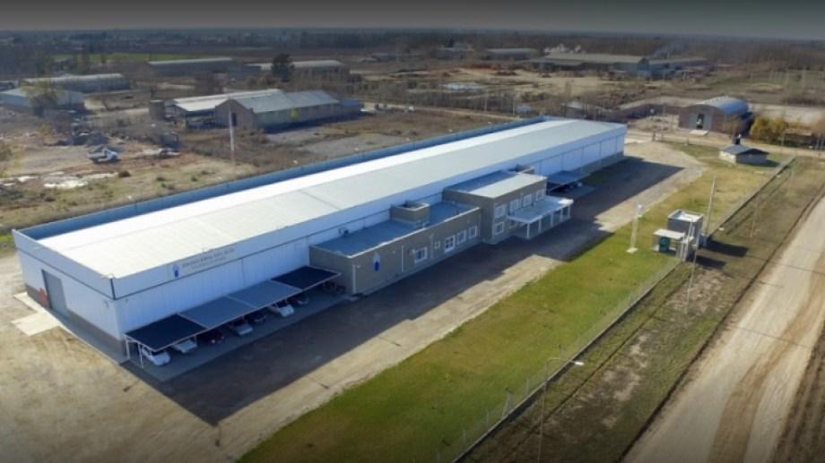 Hubo cinco interesados y finalmente se firmó un convenio con Droguería del Sud, que tiene una planta en Allen.
