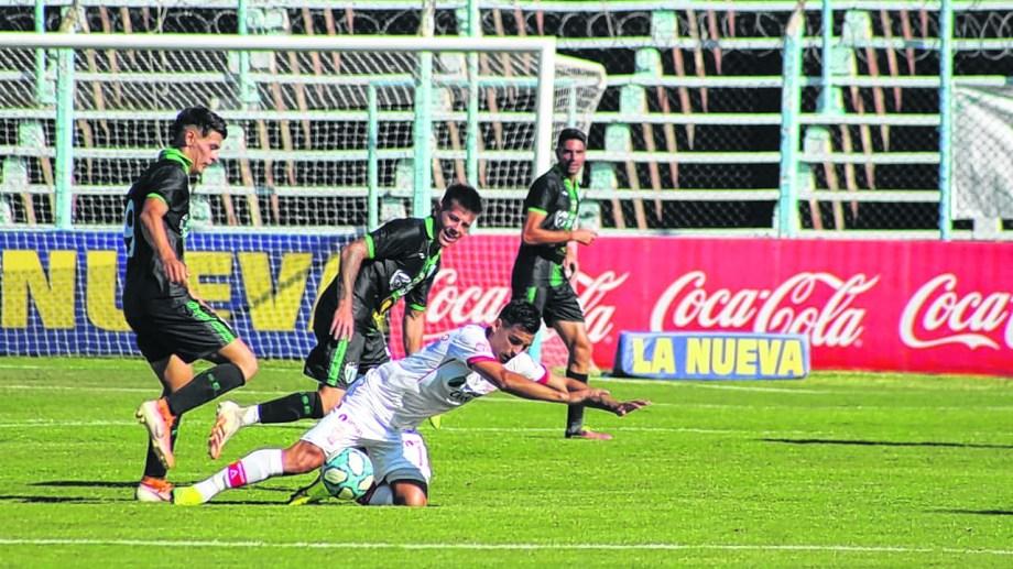 El equipo puntano, que milita en el Federal A, dio el gran golpe en el Coloso: dejó afuera al Globo por penales.