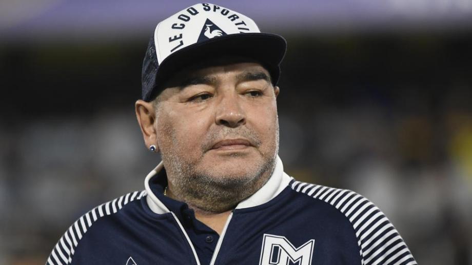 Maradona murió a los 60 años.