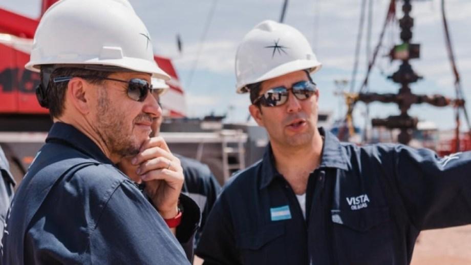La realización del pad 7 dio muy buenos resultados para la petrolera liderada por Miguel Galuccio.