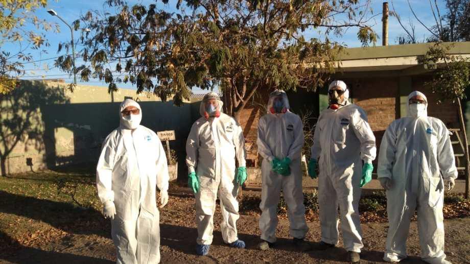 La cifra de entierros subió más de un 55% el año pasado por la pandemia.