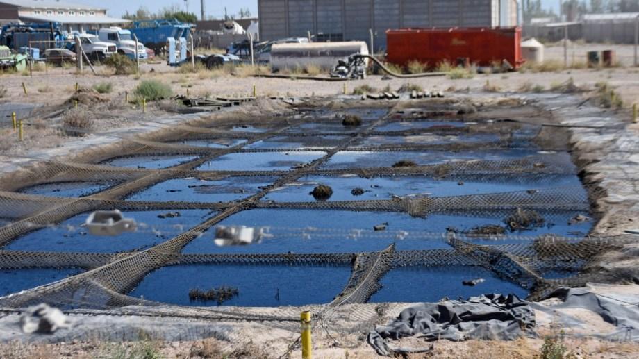 El Municipio de Neuquén indicó que la prioridad en los próximos días será la remediación del lugar.  Foto: Florencia Salto