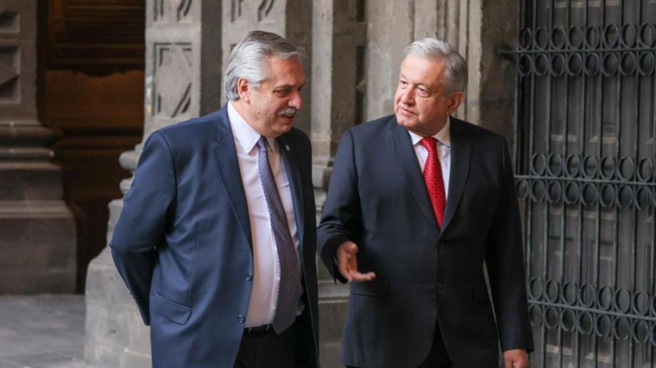 Fernández y AMLO anunciaron que desde abril se distribuirá la vacuna británica, de Osford o de AstraZeneca (como se la llama) en América Latina. (Gentileza).-