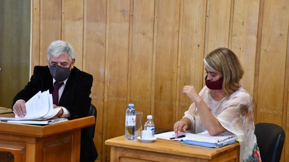 La jueza de El Bolsón, Erika Fontela, sometida a juicio político por mal desempeño y graves desarreglos en su conducta. Gentileza