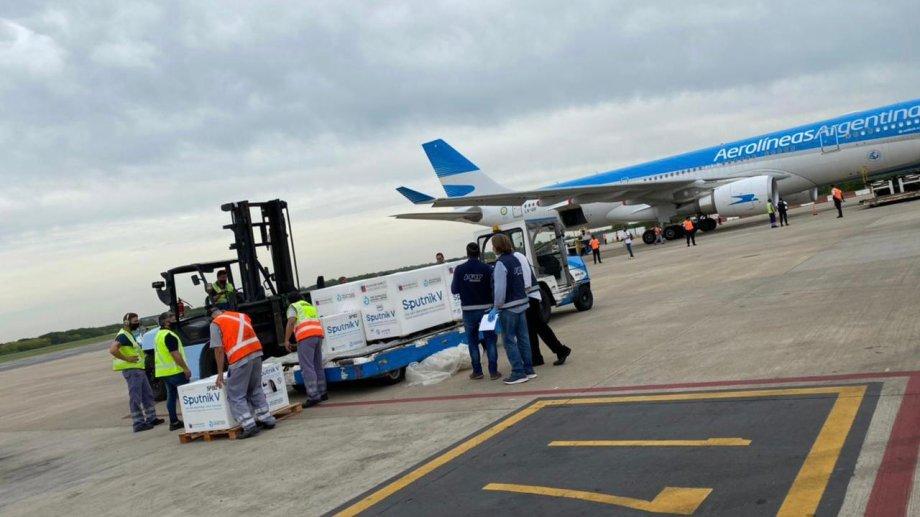 Foto: Archivo @Aerolineas_AR en Twitter.