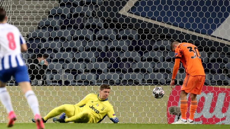 La Juve arrancó el partido en Portugal con el pie izquierdo. (Foto: AP)