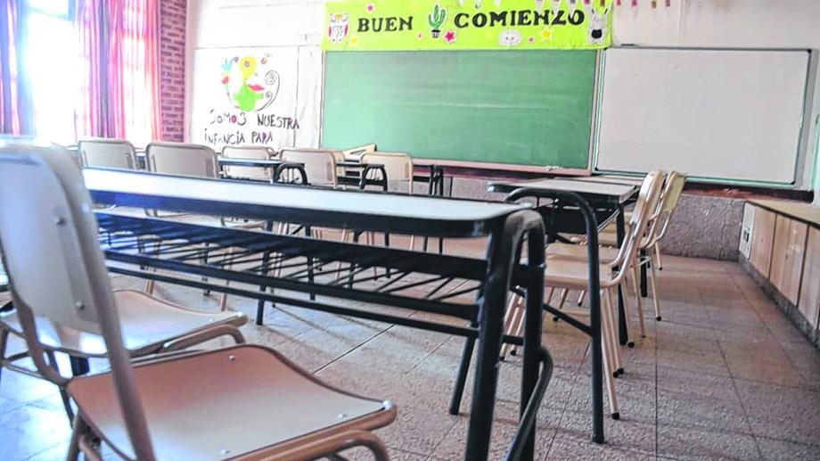 A partir del lunes en Bariloche regresan las clases presenciales para todos los niveles. Archivo