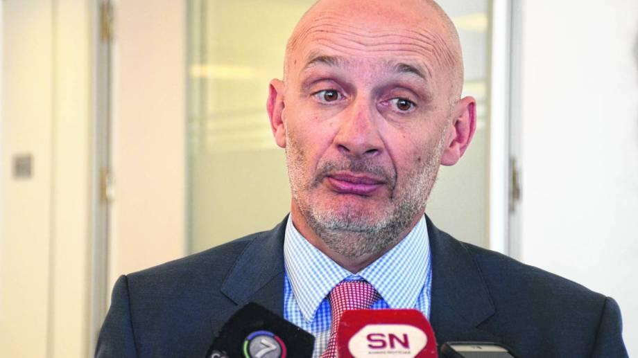 El fiscal jefe, Pablo Vignaroli. Foto: Archivo